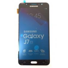 Дисплей для Samsung Galaxy J7 2016 SM-J710F complete with touch Black
